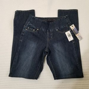 Jag Womens High Rise Jean's Size 4 NWT